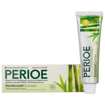 Зубная паста Perioe Бамбуковая соль для десен