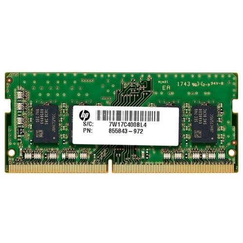 Оперативная память 8 ГБ 1 шт. HP 3TQ35AA
