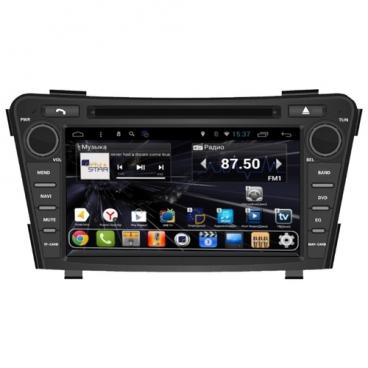 Автомагнитола Daystar DS-7097HD Hyundai i40 2013+ ANDROID