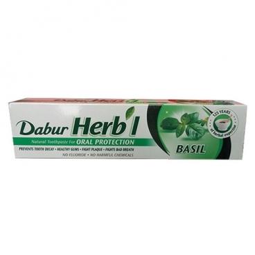 Зубная паста Dabur Herb'l Базилик