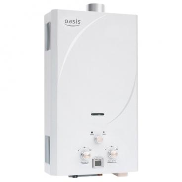 Проточный газовый водонагреватель Oasis 24 TUR