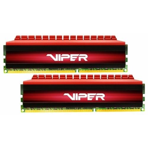 Оперативная память 8 ГБ 2 шт. Patriot Memory PV416G340C6K