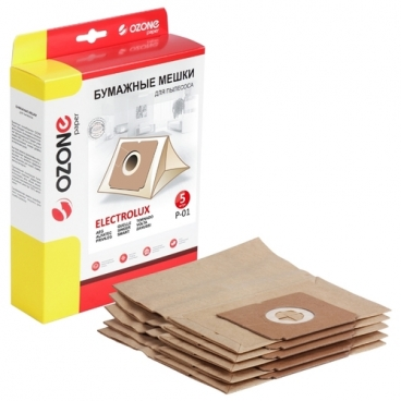 Ozone Бумажные пылесборники P-01