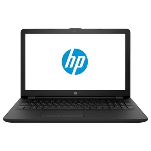 """Ноутбук HP 15-ra066ur (Intel Celeron N3060 1600 MHz/15.6""""/1366x768/4Gb/500Gb HDD/DVD-RW/Intel HD Graphics 400/Wi-Fi/Bluetooth/DOS)"""