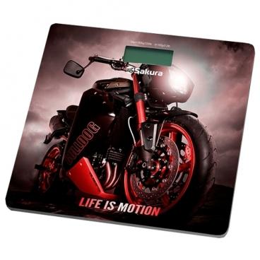 Весы Sakura SA-5065MT мотоцикл