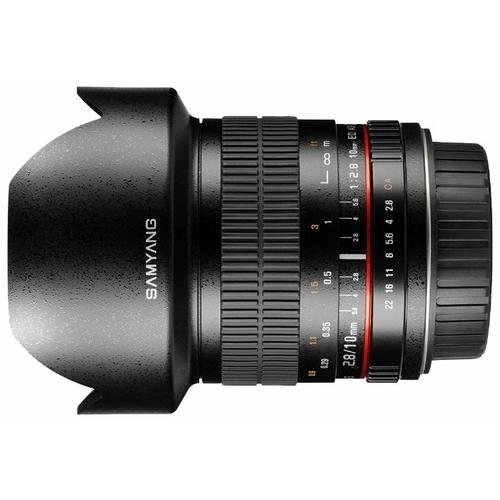 Объектив Samyang 10mm f/2.8 ED AS NCS CS Pentax K