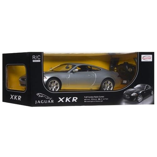 Легковой автомобиль Rastar Jaguar XKR (42200) 1:14 35 см