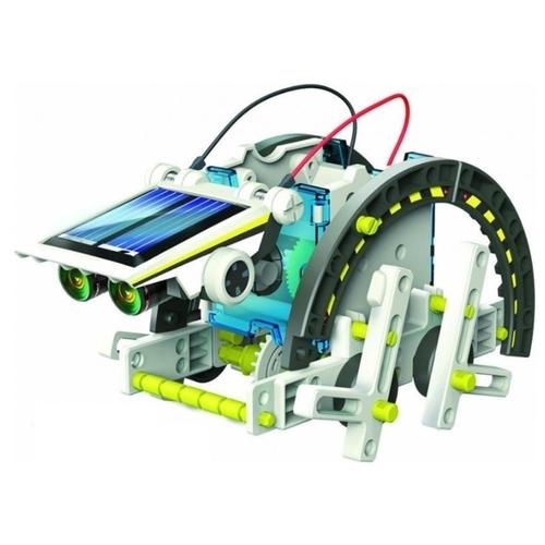 Электромеханический конструктор ND Play На солнечной энергии 265605 Роботостроение 14 в 1