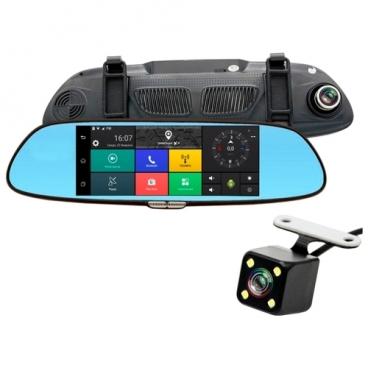 Видеорегистратор SHIFT V6.0 3G, 2 камеры, GPS
