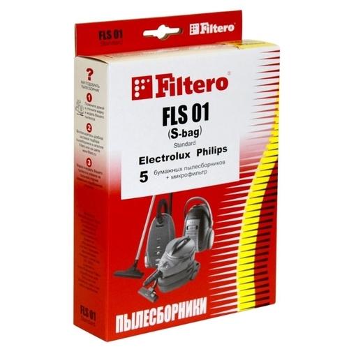 Filtero Мешки-пылесборники FLS 01 Standard