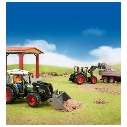 Погрузчик Bruder для тракторов серии 1000 02319
