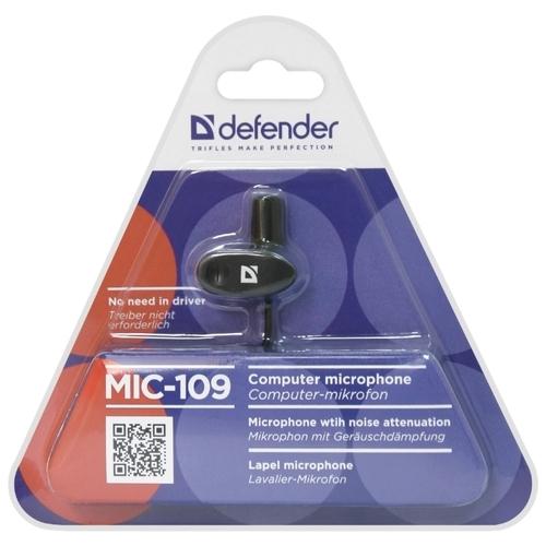 Микрофон Defender MIC-109