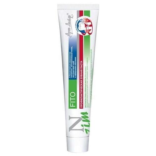 Зубная паста Арт Лайф N-ZIM Fito