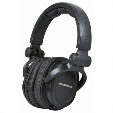 Наушники Monoprice Premium Hi-Fi DJ Style Over-the-Ear Pro