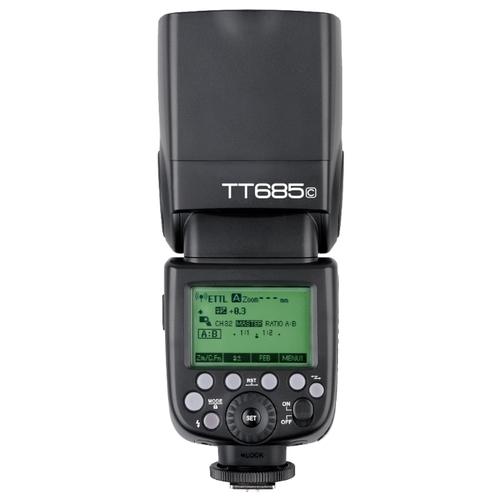 Вспышка Godox TT685C for Canon