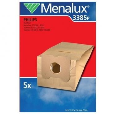 Menalux Бумажные пылесборники 3385 P