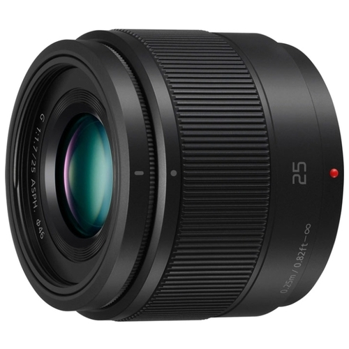 Объектив Panasonic 25mm f/1.7 G Aspherical (H-H025)