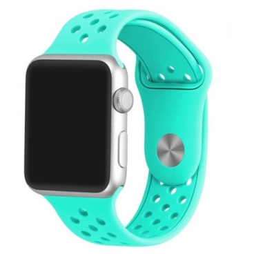 Aceshley Luxe Ремешок силиконовый спортивный для Apple Watch 42 мм