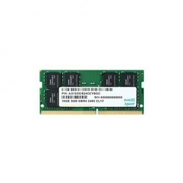 Оперативная память 16 ГБ 1 шт. Apacer DDR4 2400 SO-DIMM 16Gb