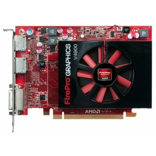 Видеокарта Sapphire FirePro V4900 800Mhz PCI-E 2.1 1024Mb 4000Mhz 128 bit DVI