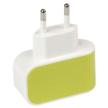 Сетевая зарядка SmartBuy Color Charge