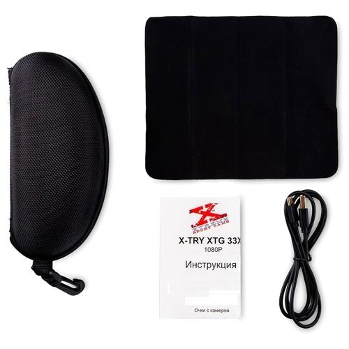 Экшн-камера X-TRY XTG331 Smart FHD WI-FI Cristal 64 GB