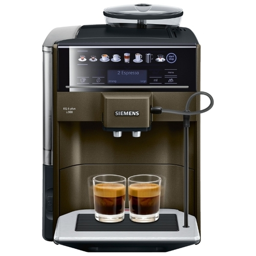 Кофемашина Siemens TE653318RW EQ.6 plus s300