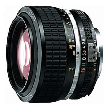 Объектив Nikon 50mm f/1.2 Nikkor AI-S