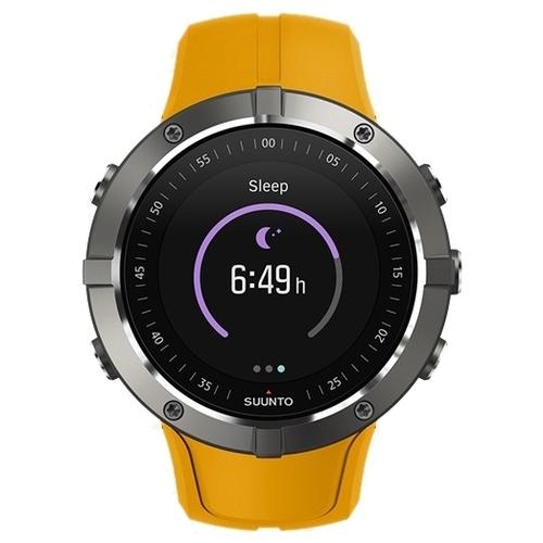 Часы SUUNTO Spartan Trainer wrist HR steel