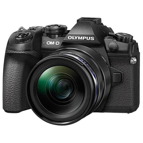 Фотоаппарат Olympus OM-D E-M1 Mark II Kit