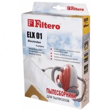 Filtero Мешки-пылесборники ELX 01 Экстра