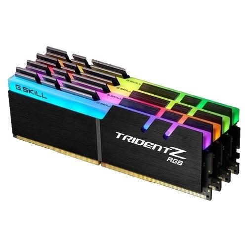 Оперативная память 8 ГБ 4 шт. G.SKILL F4-4133C17Q-32GTZR