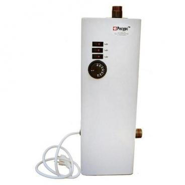 Электрический котел Ресурс ЭВПМ-15 15 кВт одноконтурный