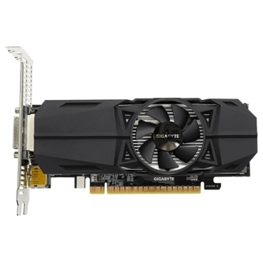 Видеокарта GIGABYTE GeForce GTX 1050 1404MHz PCI-E 3.0 3072MB 7008MHz 96 bit DVI 2xHDMI HDCP OC Low Profile