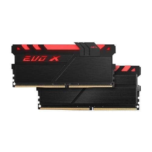 Оперативная память 8 ГБ 2 шт. GeIL EVO X GEXB416GB3000C15ADC