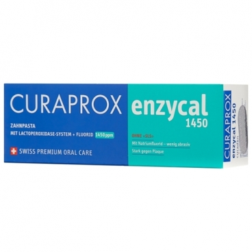 Зубная паста Curaprox Enzycal 1450