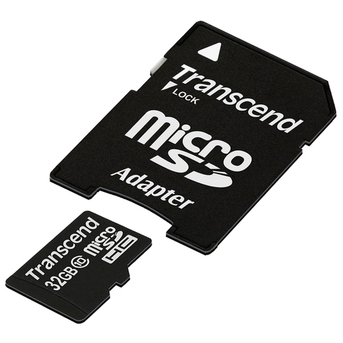 Карта памяти Transcend TS32GUSDHC10