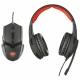 Компьютерная гарнитура Trust GXT 784 Gaming Headset & Mouse
