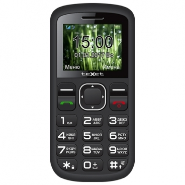 Телефон teXet TM-B220