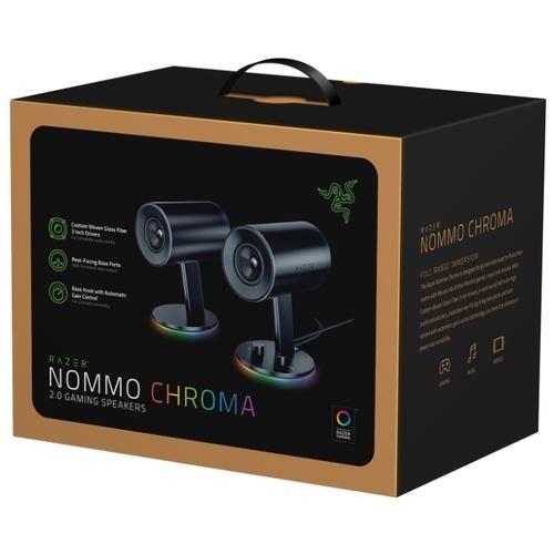 Компьютерная акустика Razer Nommo Chroma