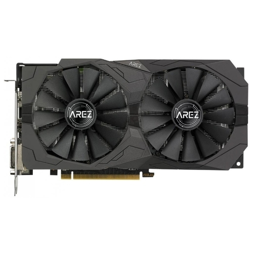 Видеокарта ASUS Radeon RX 570 1300MHz PCI-E 3.0 4096MB 7000MHz 256 bit 2xDVI HDMI HDCP Arez Strix OC Gaming