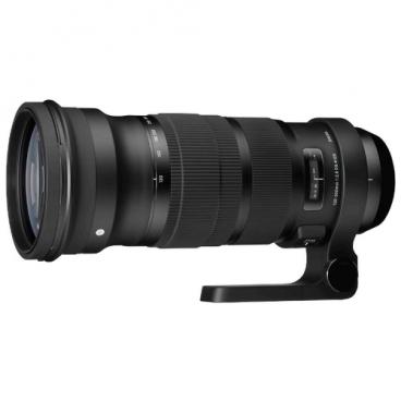 Объектив Sigma AF 120-300mm f/2.8 DG OS HSM Sports Nikon F