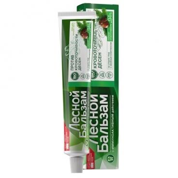 Зубная паста Лесной бальзам При кровоточивости десен