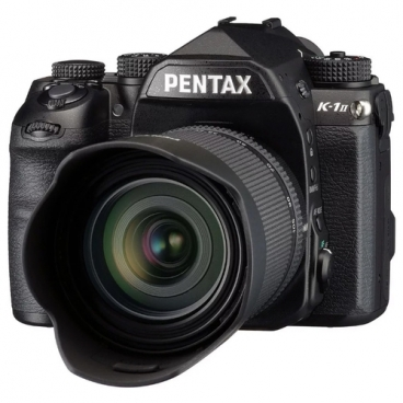 Фотоаппарат Pentax K-1 Mark II Kit