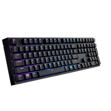Клавиатура Cooler Master MasterKeys Pro L RGB Black USB