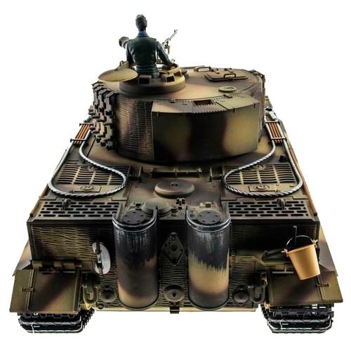 Танк Taigen Tiger Late version (TG3818-1B-P) 1:16 52 см