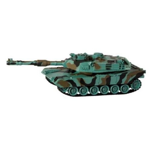 Танк Пламенный мотор Abrams М1А2 (870235) 1:32 22 см