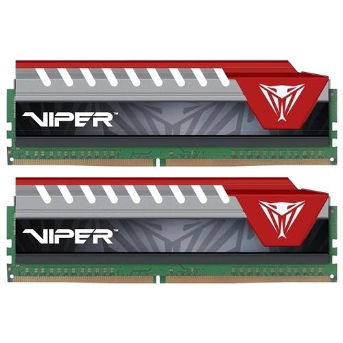 Оперативная память 8 ГБ 2 шт. Patriot Memory PVE416G240C5KRD