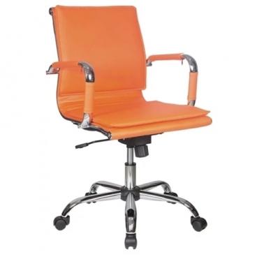 Компьютерное кресло Бюрократ CH-993-Low для руководителя