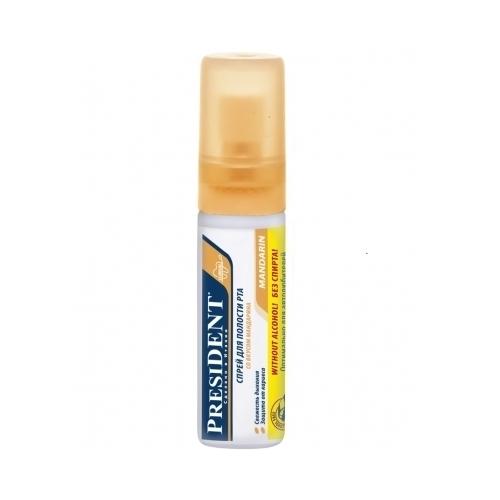 PresiDENT спрей для полости рта Мандарин